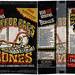 UK - Smiths Horror Bags Bones - crisps chip packet - 1974 by JasonLiebig