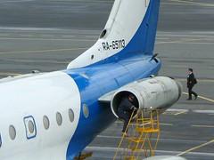 Rossiya - Russian Airlines (Pulkovo Airlines), Tupolev Tu-134A-3, RA-65113 (cn 60380)