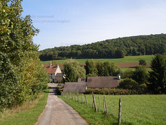 Lane - Photo of Fontaines-en-Duesmois