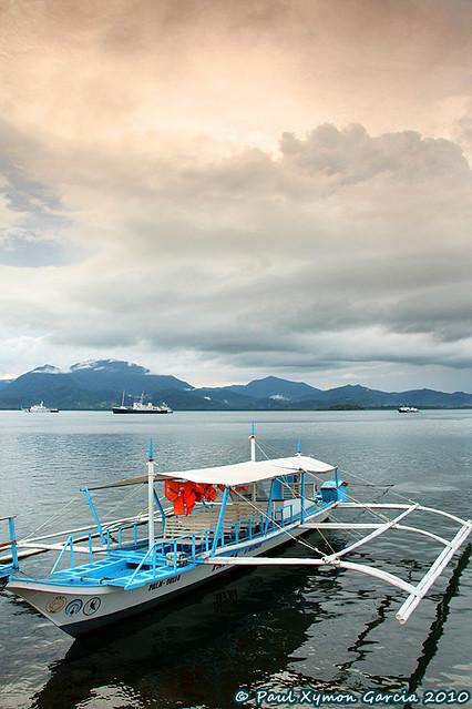 View, Puerto Princesa Baywalk