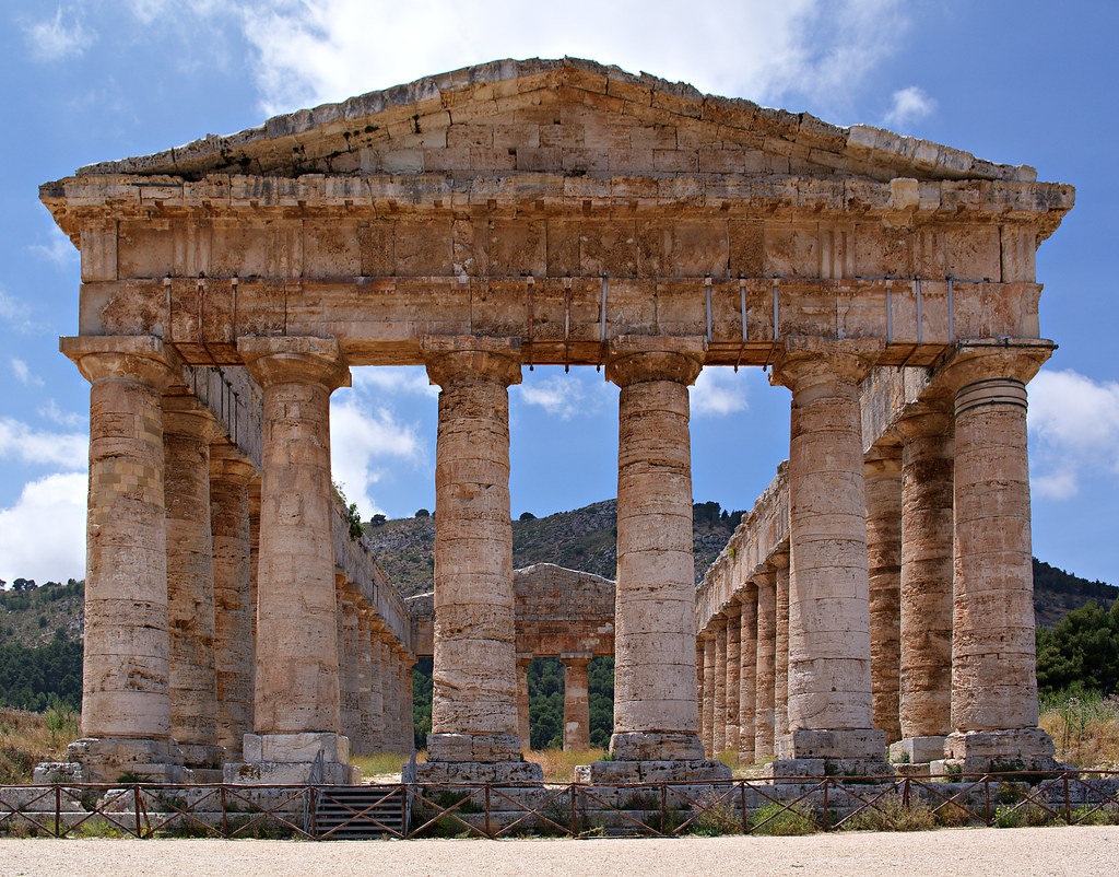 Temple at Segesta 5