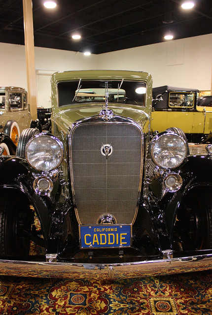 1932 Cadillac 355B Deluxe Sport Coupe