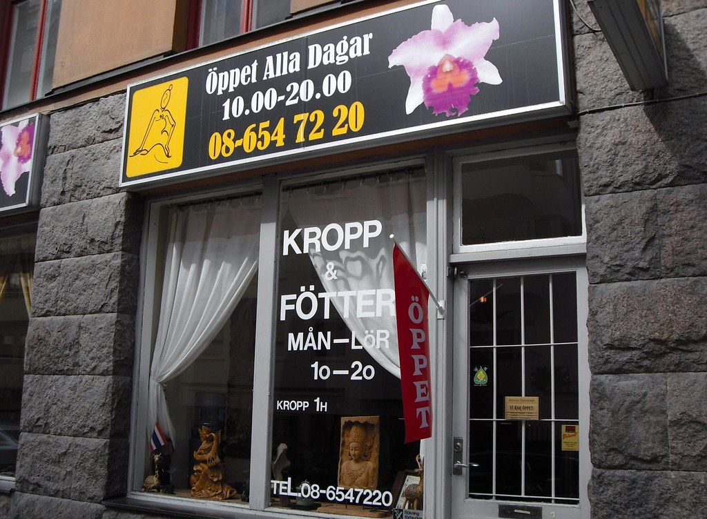 thaimassage kungsholmen thai massage sollentuna