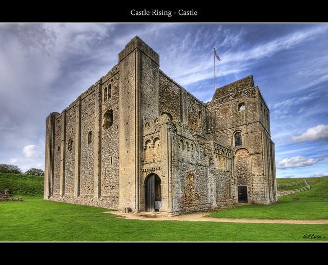 Castle Rising Castle Norfolk Uk  Flickr  Photo Sharing