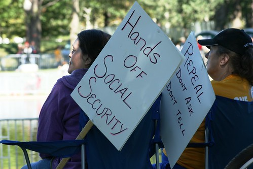 Hands Off Social Security
