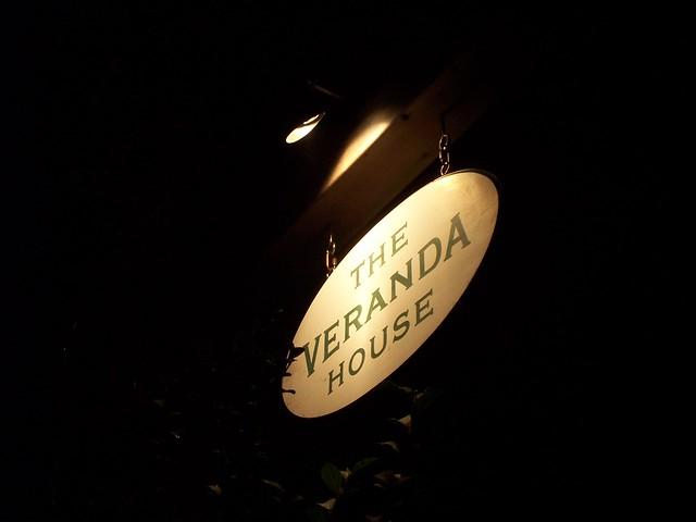 the veranda house