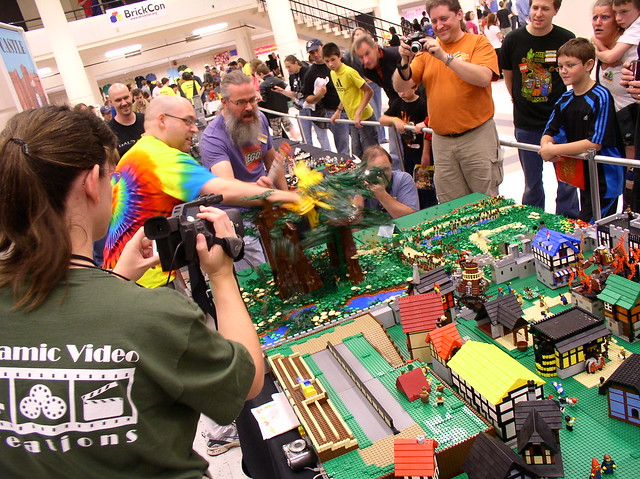 BrickCon 2010: Parade of Friends