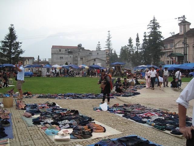 Sapa: market