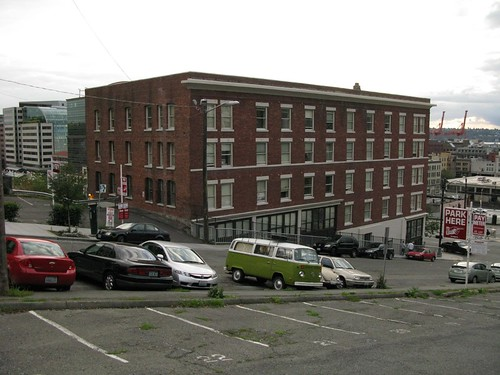 Alki Hotel from Washington, 2010