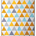 Yellow and Gray Triangles