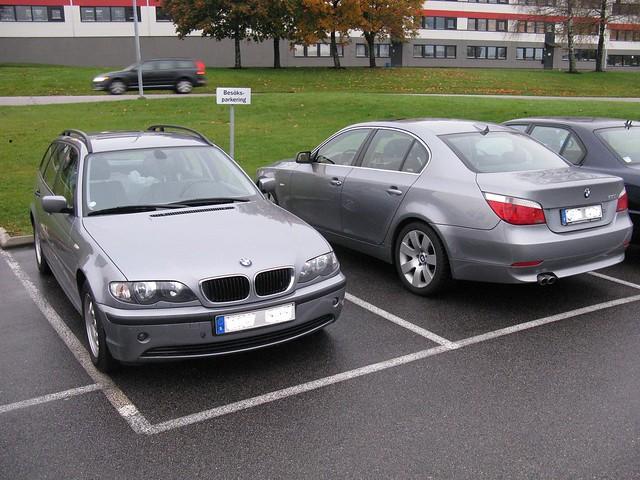 BMW 316i Touring+530i
