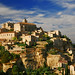 Le village de Gordes (at the end of a beautiful August Afternoon)
