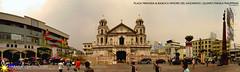 Plaza Miranda y Basilica Minore del Nazareno
