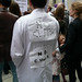 Small photo of Science is Vital Rally - great coat