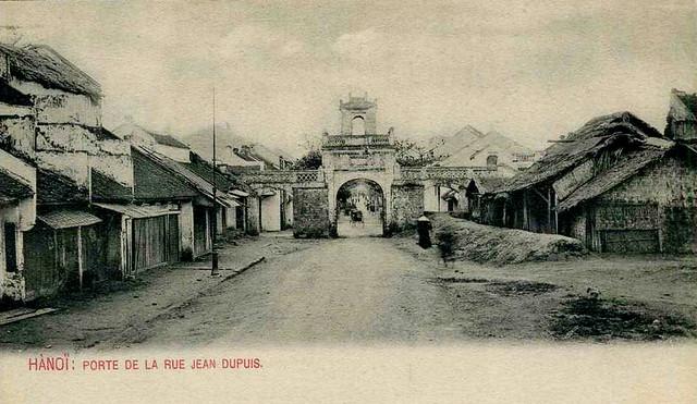 cửa ô Quan Chưởng
