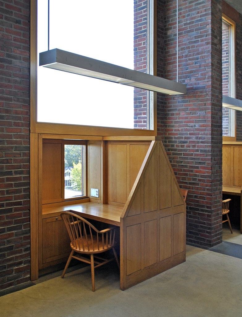 Design of the Library | Phillips Exeter Academy