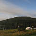 Yurt camping, Galloway Activity Centre