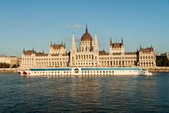 Big ship with big house