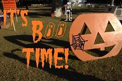 Boo time
