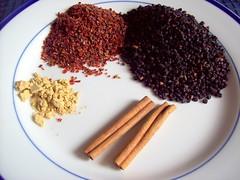 spice mix, food, cuisine,