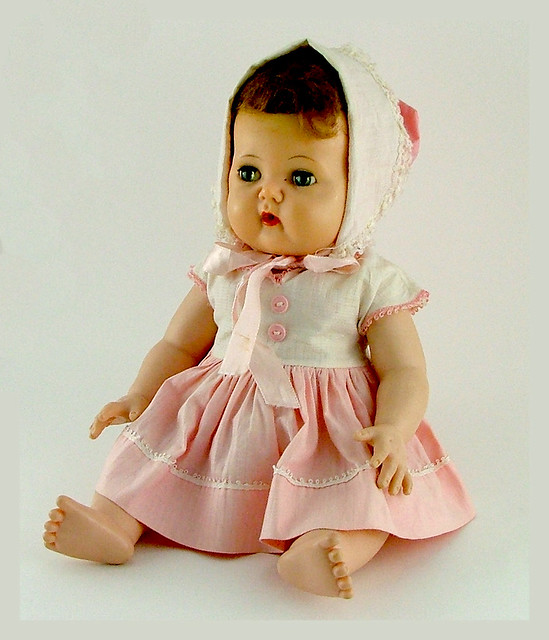 Tiny tears doll on Pinterest Vintage dolls, Old dolls