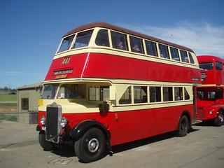 1936 Leyland Titan double decker bus