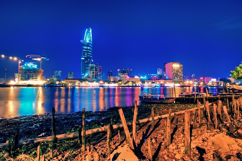 longexposure night saigon hdr bitexco tokina1116mmf28