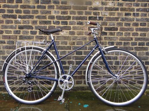Introducing Harry Edwards, the world's bestest bike.