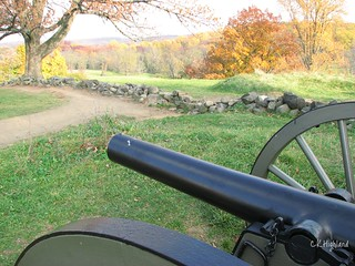 Cannons at Gettysburg National Battlefield Park