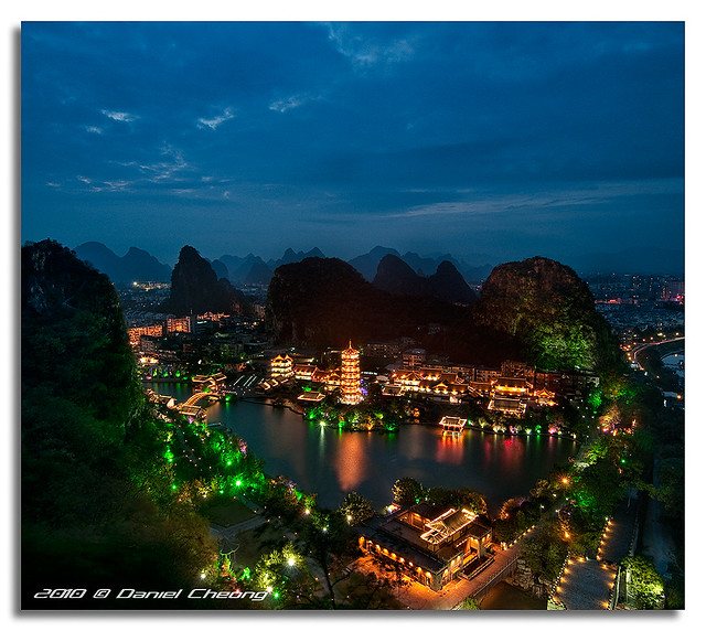 Once Upon A Time In Guilin
