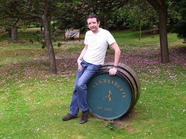 Glenkinchie Distillery, East Lothian