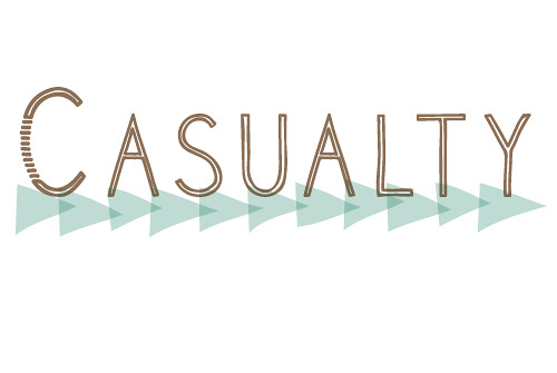 casualty-sans-serif-name