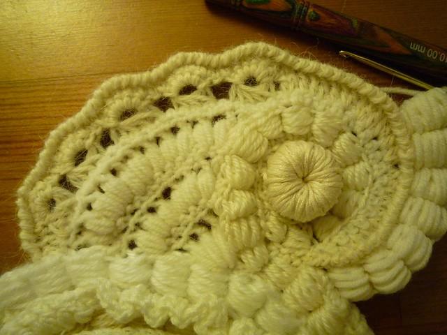Брумстик (перуанское вязание