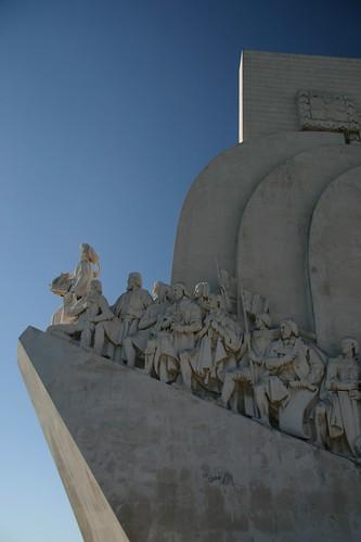 Padrão dos Descobrimentos (Discoveries Monument)