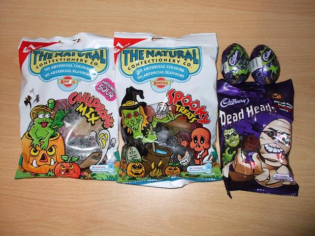 Halloween Candy 2010: First Batch