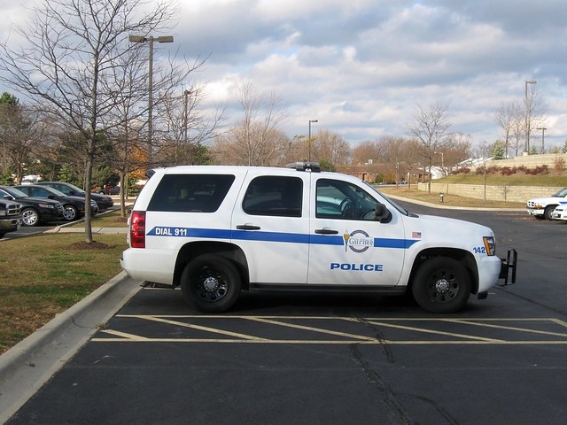 Gurnee Police Department Car Seat Recycling
