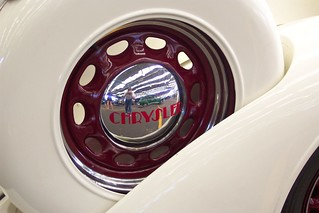 1936 Chrysler C7 Airstream Six coupe