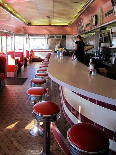Glider diner scranton pa a vintage diner with room for for 50 s diner exterior