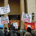 Anti-cuts protest in Gloucester