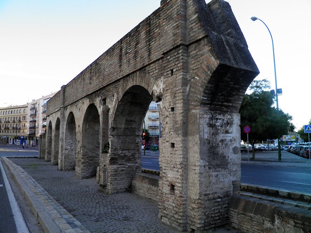 Roman Aqueduct Los caños de Carmona (the pipes of Carmona), Hispalis