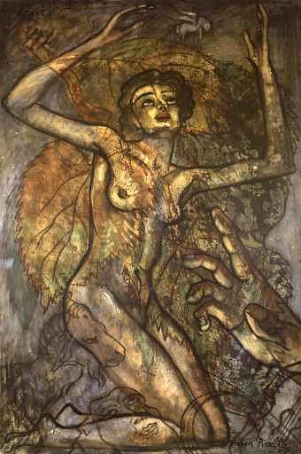 Picabia, Francis (1879-1953) - 1930 Otaiti (Tate Gallery, London)