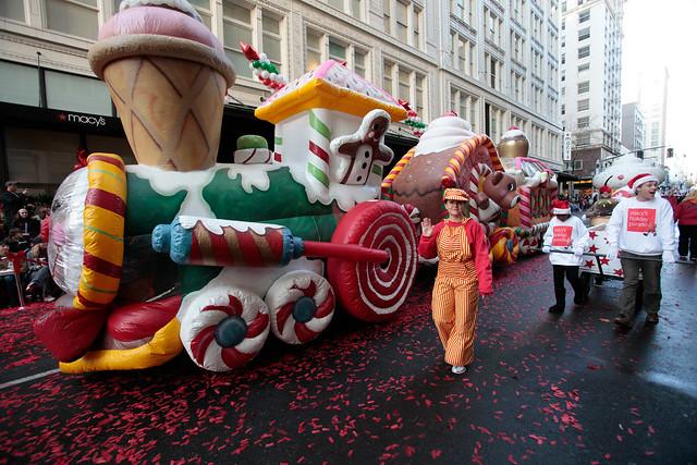 Macy's Portland Thanksgiving Day Parade