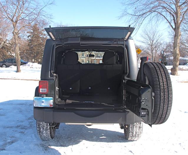 2011 Jeep Wrangler 4