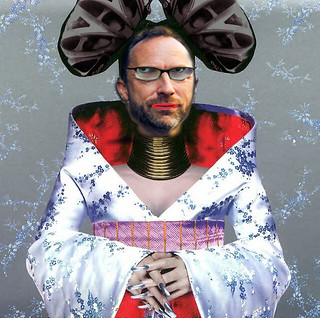 Bjork - Recumbogenic with Plea from Jimmy Wales