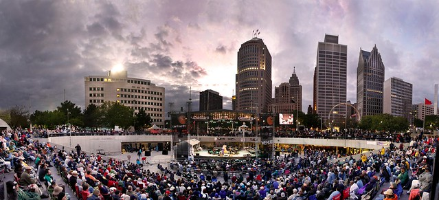 Detroit Jazz Fest receives $100,000 from Knight Foundation to support DJF's Jazz Planet