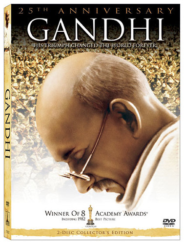 gandhi by Movieslist2010