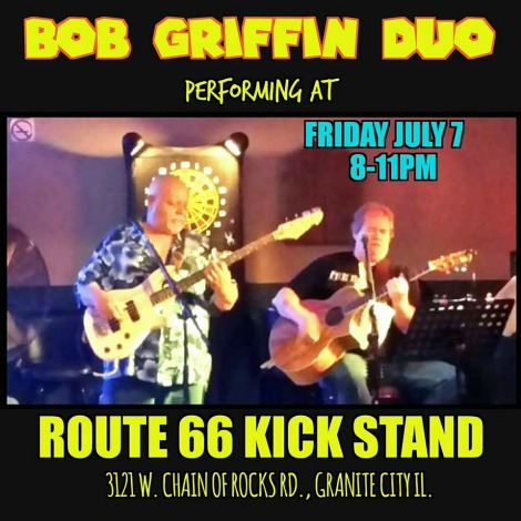 Bob Griffin Duo 7-7-17