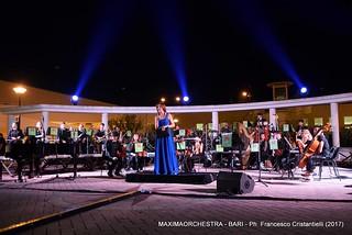 MAXIMAorchestra e Giovanna De Crescenzo