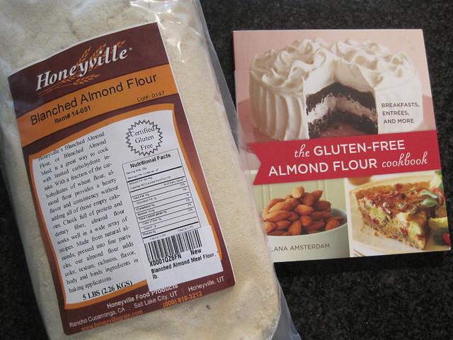 Blanched Almond Flour & The Gluten Free Almond Flour