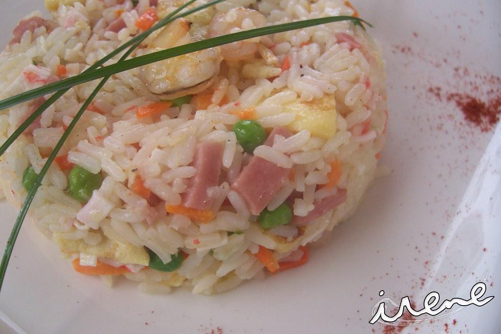 La cocina casera de irene arroz 3 delicias for Cocinar arroz 3 delicias